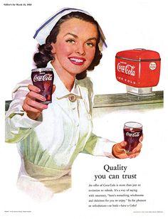 Of course, it should be a Diet Coke~