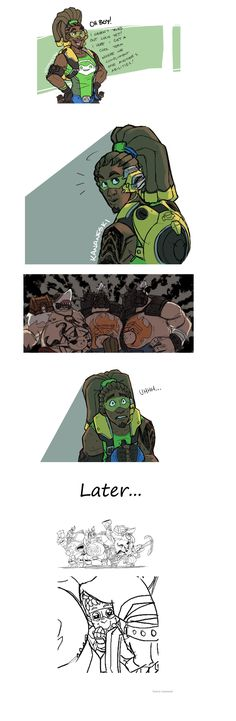 Always protect the smol healer.
