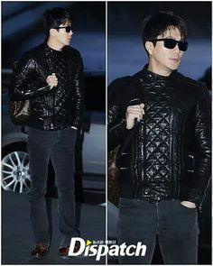 Kwon Sang Woo Incheon Airport February 18 2014