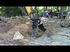 LEA Stumpiranha Stump Remover