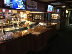 Blacksmith Lounge & Broaster in Hugo, MN has a new epoxy pour-on bartop.