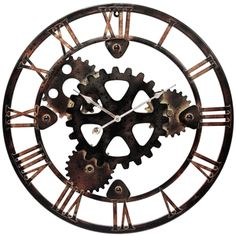 The Daily Grind Wall Clock 22