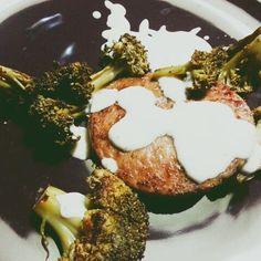 Hamburger di Tacchino, Broccoli e Maionese @ Gens Germana Feritate Ferocior Domus