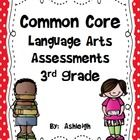 Third Grade Language Arts Assessments | Print and Digital