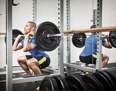Workout of the Month: Alpha-Male Training from Men's Fitness