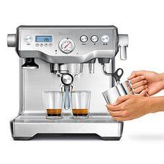DREAM MACHINE!!!!!!!!  Breville Dual Boiler™ Espresso Machine