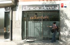 Reforma de Clínica Dental. En San Sebastián/Donostia, Guipúzcoa, Spain. Proyecto realizado por Javier Yrazu Bajo. Crokis Proyectos. +34629447373