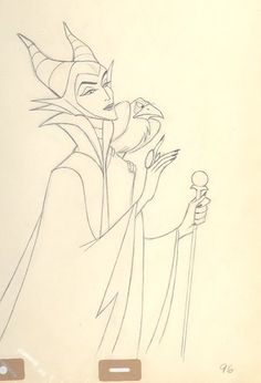 Maleficent is so awesome!