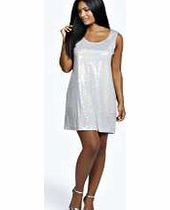boohoo Holly Sequin Shift Dress - silver azz22791 Whether it's sugary show- stoppers or monochrome midis, we've got need-right-now night out dresses nailed. Bodycon dresses turn to tomboy textures with killer quilting, shift dresses get sporty with s http://www.comparestoreprices.co.uk/dresses/boohoo-holly-sequin-shift-dress--silver-azz22791.asp