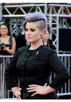 Kelly Osbourne wore House of Lavande Vintage & House of Lavande Collection to the LifeBall in Vienna