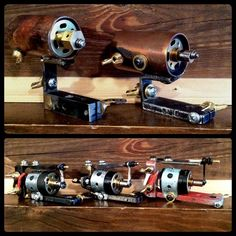 New direct drives and linear rotaries available! Email me. #tattoos #traditional #tattoomachine #rotary