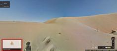Blog o mediach społecznościowych : Wirtualna wycieczka po pustyni