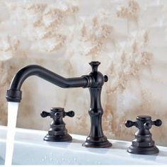 Classic Widespread Bathroom Tap - TP0477B