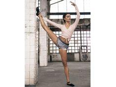 Canadauence TV: Sophie Charlotte a bela do balé