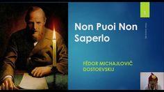 Fedor Michajlovic Dostoevskij - Parte I  Fedor Michajlovic Dostoevskij - Parte I  Combatto la mia ignoranza un video alla volta :)  #leggere #scrivere #libri #letteratura #cultura