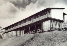 Imagem 1 de 22 da galeria de Clássicos da Arquitetura: Park Hotel / Lucio Costa. Fotografia de Arquivo SPHAN
