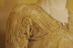 The Tarkhan dress on view at the Petrie Museum at UCL (photo by Nic McPhee/Flickr)