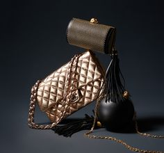Good Things in Small Packages feat. Miu Miu; Expertly crafted luxury accessories from by endlessly covetable labels.