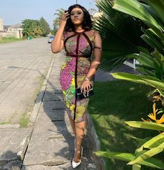 39 Unique Ankara Styles Attires For African Women To Copy Latest Ankara Gown, Ankara Long Gown Styles, Ankara Short Gown Styles, African Lace Dresses, Latest African Fashion Dresses, Women's Fashion Dresses, Ankara Fashion, Fashion Styles, African Outfits
