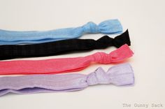 {Anthropologie Knockoff} Multitude Headbands