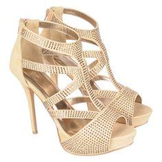 Jenni Rivera Women's Platform High Heel Sonny-266