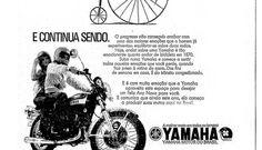 Yamaha anuncia a construção de sua primeira fábrica no Brasil - 10/01/1974