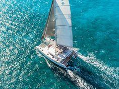 Lagoon 520 catamaran tour