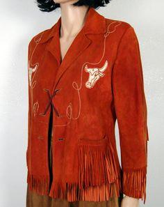 rustic vintage rodeo cowgirl vintage leather by poetryforjane, $74.00
