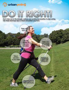 Nordic Walking - Do It Right!