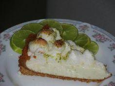 Receita de Torta de Limão - Tudo Gostoso