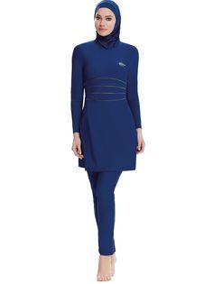 costume da bagno tesettürmayo costumi da bagno swimwear N-809 nehar by hasema burkini hijab