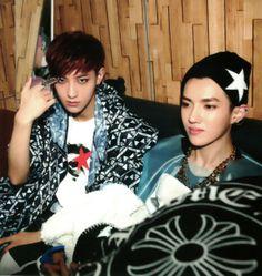 exo tao and kris relationship help