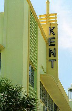 Miami Beach Art Deco. Wall Art at http://frank-romeo.artistwebsites.com/