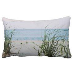 Windswept with Haiku on Back Pillow
