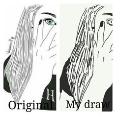 Omg My Draw Is ORIGINAL #DRAW #ENJOY #ADROBEDRAW