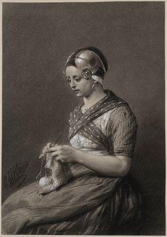 Netherlands: Drenthe - Het Geheugen van Nederland - Online beeldbank van Archieven, Musea en Bibliotheken