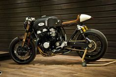 Honda Seven Fifty Cafe Racer Oficina MRS