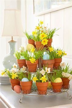 EaSTER DECOR Michael Partenio