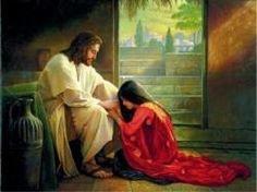 Seigneur, comme Toi je suis tombée aide-moi à me relever aide-moi à repartir aide-moi à reprendre la route à recommencer si cela est...