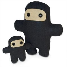 felt ninja!  ive gone felt madd!  funny thing about it all is that ive not made a single thing yet...  so many ideas!