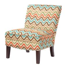 Found it at Wayfair - Madison Park Hayden Curved Back Slipper Chair
