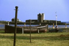 Broughty Castle view, 1989 | Flickr - Photo Sharing!