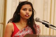 """Indian consulate official Devyani Khobragade was allowed to leave the United States on Friday (January 10)   AN INDIAN diplomat at the centre of a bitter row with the United States told on Sunday (January 12) of her """"immense stress"""" at leaving behind her young family in New York, and vowed to clear her name."""