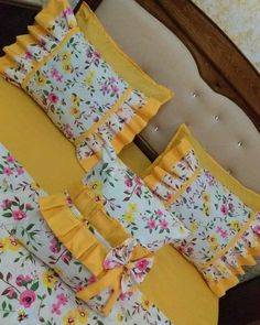 Bed Cover Design, Cushion Cover Designs, Pillow Design, Baby Girl Dress Design, Fancy Dress Design, Draps Design, Sheet Curtains, Designer Bed Sheets, Baby Doll Bed