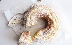 Ιταλικό κέικ λεμονιού
