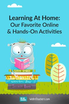 Distance Learning Online Resources: Our Favorite Online & Hands-On Activities. From websites to games to hands-on projects, we've rounded up some of the best resources for learning at home. Middle School Grades, Middle School Teachers, Elementary Teacher, We Are Teachers, The Secret Book, Outdoor Learning, Hands On Activities, Science Lessons, Lesson Plans