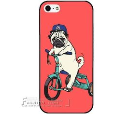 Pug lover iPhone Cases