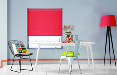 Go Coral! Blinds and Curtains Inspired by the Pantone of the Year 2019 - Norwich Sunblinds Orange Blinds, Red Blinds, Roller Blinds, Blinds For Windows, Curtains With Blinds, Bathroom Blinds, Kitchen Blinds, Perfect Fit Blinds, Tilt And Turn Windows