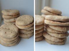 Fra jord til bord: Mini polarbrød, perfekt til matboksen! Muffins, Vegetarian, Sweets, Healthy Recipes, Cookies, Baking, Dinner, Mini, Cake