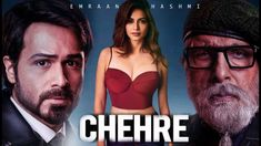 Chehre is an upcoming Bollywood Hindi Movie to be released July 17, 2020. Movie Songs, Hindi Movies, Amitabh Bachchan Biography, Indian Hindi, Thriller Film, Star Cast, It Movie Cast, Movie Releases, Movie Costumes